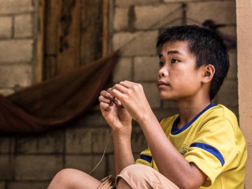 Enfant sos Laos
